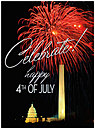 Capitol Celebration Card A3057U-X