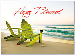Retirement Congratulations Cards
