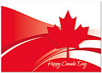 Canada Day Leaf Card D3078D-Y