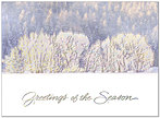 Winter's Whisper Holiday Card H3147S-AAA