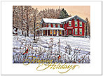 Holiday House Card H3163U-AA