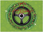 Holiday Drive Card H3168U-AA