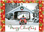 Holiday Bridge Card H3183U-A