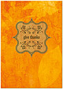 Give Thanks Card H3108KW-AA