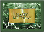 Money Market Birthday Card A4023U-X