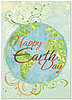 Earth Day Bliss Card D4073D-Y