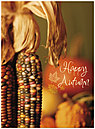 Happy Harvest Autumn Card D4079U-Y