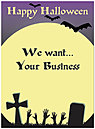 We Want Your Business D4095U-Y