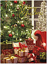 Christmas Eve Card H4224U-AA