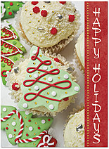 Holiday Treats Card H4226U-AA