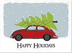 Making Memories Holiday Card H4235U-A