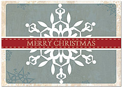 Sustainable Christmas Card H4243KW-AA