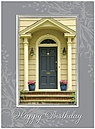 Welcome Friends Birthday Card A5028U-X