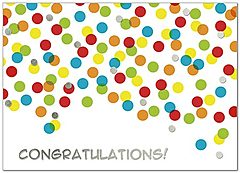 Business Congratulations Greeting Cards