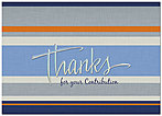 Thanks for Your Contribution Card A5066D-X