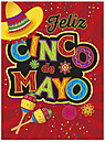 Feliz Cinco de Mayo Card D5097U-Y