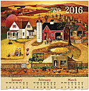 Farmstead Wall Calendar C5129U-AA