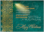 Mary's Song Christmas Card H5189U-AA