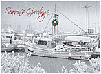 Harbor Greetings Holiday Card H5193U-AA