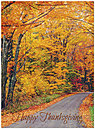 Thanksgiving Travels Card H5113U-AA