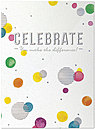 Celebrating You Recognition Card A6048U-X