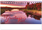 Scenic World Desk Calendar SW2017