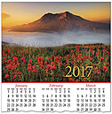 Sunrise Calendar Card C6081U-AA