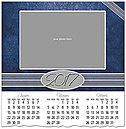 Corporate Photo Calendar Card D6112U-4A