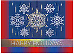 American Holiday Card H6130S-AAA