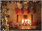Cozy Christmas Card H6138U-AA
