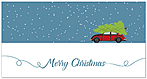 Family Traditions Christmas Card H6150T-B