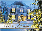 Home for Christmas Card H6152U-AA