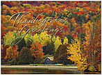 Lakeside Color Thanksgiving Card H6059G-AAA