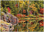 Thank You Reflection Card H6068U-AA