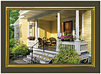 Sunlit Porch Birthday Card A7040U-X