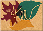 Happy Fall Card A7066KW-X