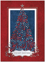 Season's Shimmer Holiday Card H7162S-AAA