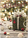 Rustic Package Holiday Card H7171U-A