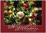 Employee Christmas Card D7213U-A