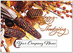 Harvest Die Cut Window Card H7068U-AAA