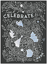 Celebration Dreams Birthday Card A8003S-W