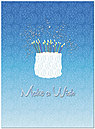 Birthday Cake Greeting Card A8013U-X