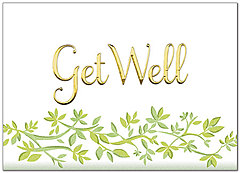 Business Get Well Greeting Cards