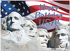 Business 4th of July Greeting Cards