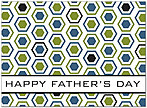 Graphic Father's Day Card D8052U-X