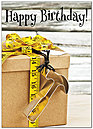 Construction Gift Birthday Card D8079D-Y