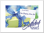 Birthday Wishes Name Card D8157U-V
