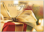 Holiday Gift Greeting Card H8179G-AAA