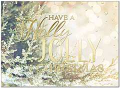 Jolly Christmas Card H8181G-AAA