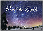 Peace on Earth Holiday Card H8192U-AA